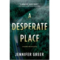 A Desperate Place by Jennifer Greer