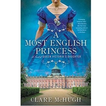 A Most English Princess by Clare McHugh