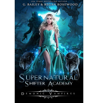 Demonic Vampires by G. Bailey