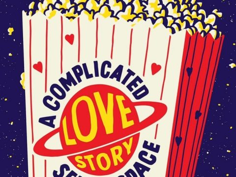A complicated love story set in space by shaun David