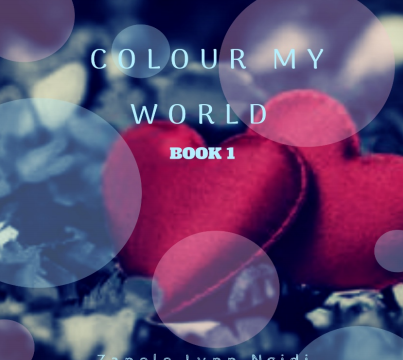 Colour My World By Zanele Lynn Ngidi