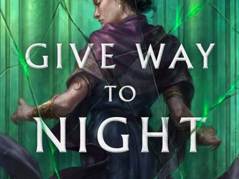 Give way to night by cass morrisGive way to night by cass morris