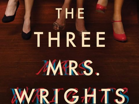 The three mrs.wrights by Linda keir