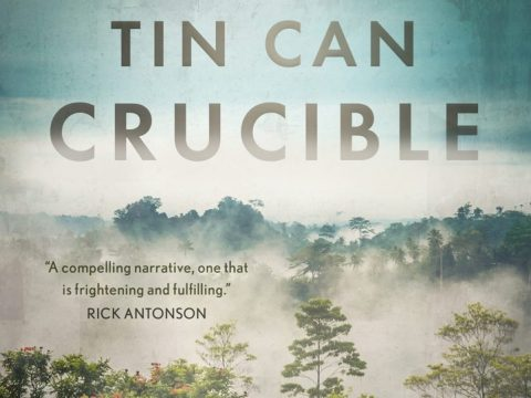 The tin can crucible by Christopher Davenport
