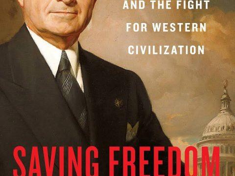 Saving Freedom by Joe Scarborough