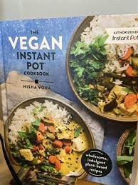 Vegan in an Instant by Marina Delio