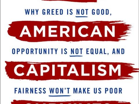 Can American Capitalism Survive by Steven Pearlstein