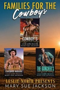 Families for the Cowboys by Mary Sue Jackson