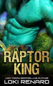 Raptor King by Loki Renard
