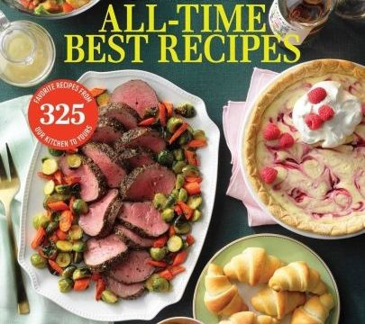 Taste of Home All Time Best Recipes by Unknown