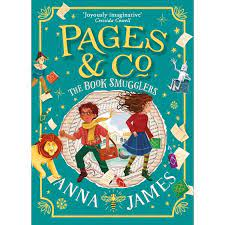 The Book Smugglers by Anna James