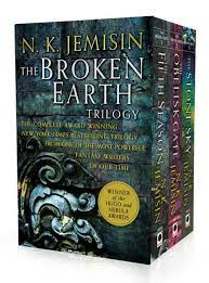 The Broken Earth Series by N.K. Jemisin