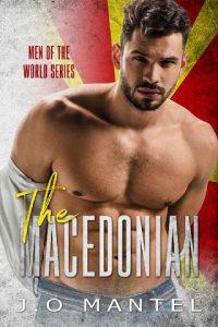 The Macedonian by J.O Mantel