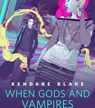 When Gods and Vampires Roamed Miami by Kendare Blake