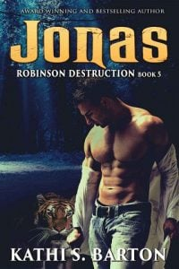 Jonas by Kathi S. Barton