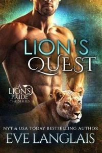 Lion's Quest by Eve Langlais