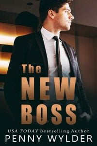 The New Boss by Penny Wylder