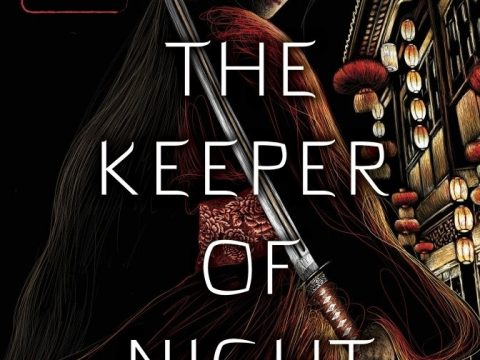 Keeper of Night, The by Kylie Lee Baker