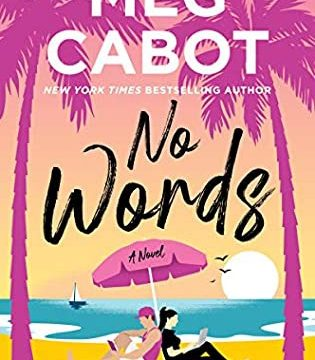 No Words by Meg Cabot US