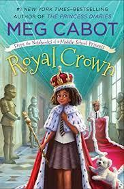 Royal Crown BY Meg Cabot